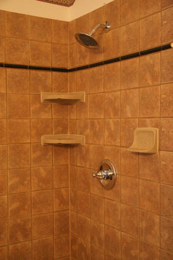 Time To Remodel That Basic Builder Shower